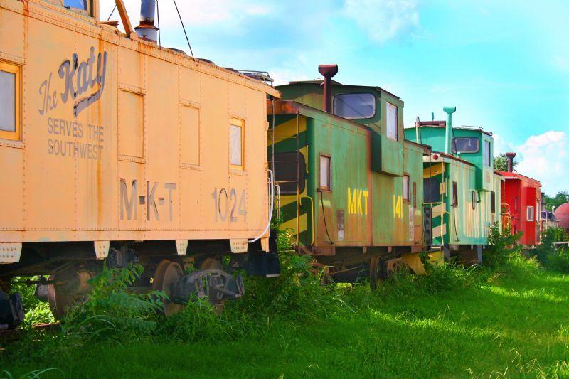 Pin by debra vanburen on abandoned trains planes
