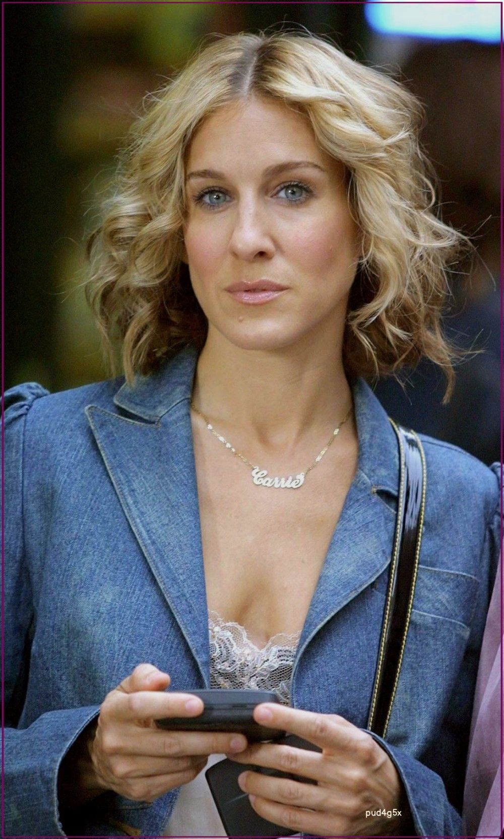 Adjustable Crystal Double Heart Bow Bilezik In 2020 Carrie Bradshaw Hair Short Hair Styles Sarah Jessica Parker Hair