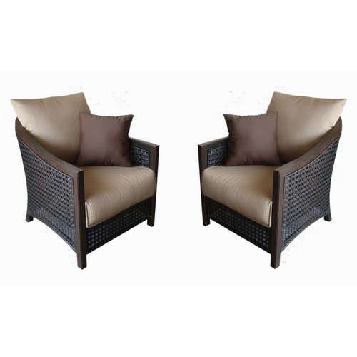 Superb Allen + Roth Set Of 2 Stationary Patio Chairs (lowes.com) $648.00.