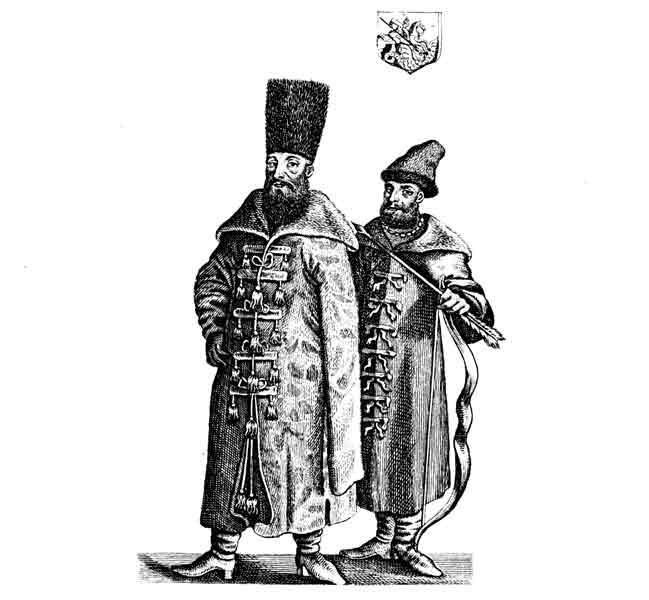 Картинки купцы 17 века