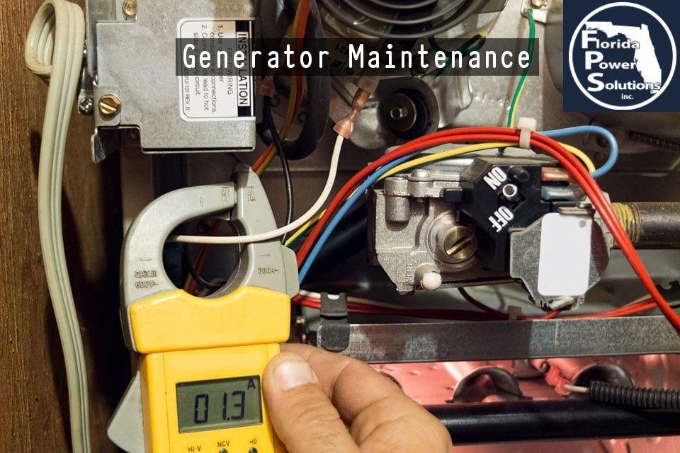 Generator Repair Services Hvac maintenance, Air