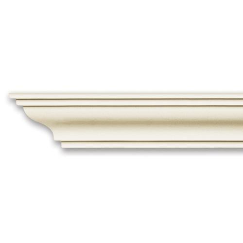 Cornisa decorativa lisa hecha de poliuretano de alta calidad se utiliza para dise os - Cornisa para led ...