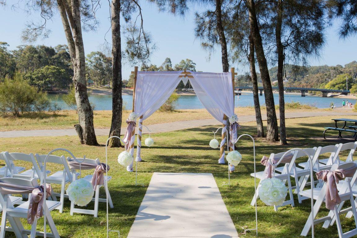 Len Wort Park Wedding Currumbin Gold Coast