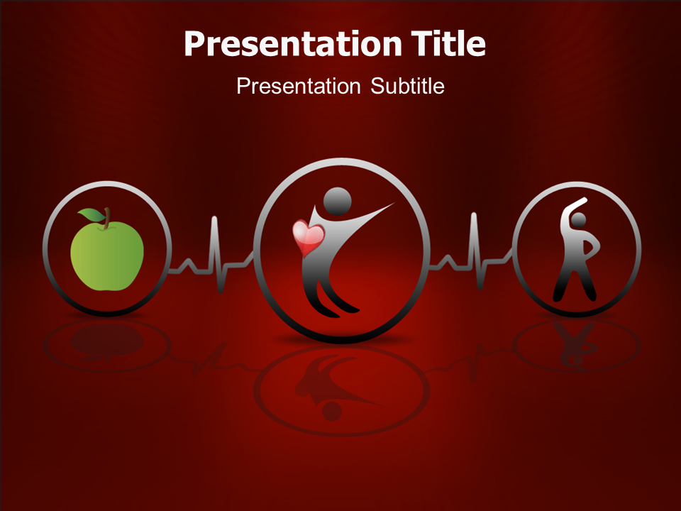 download well being powerpoint template at other medical templates