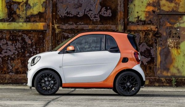 This Is The 2015 Smart Car Is It Ridiculous Smart Fortwo