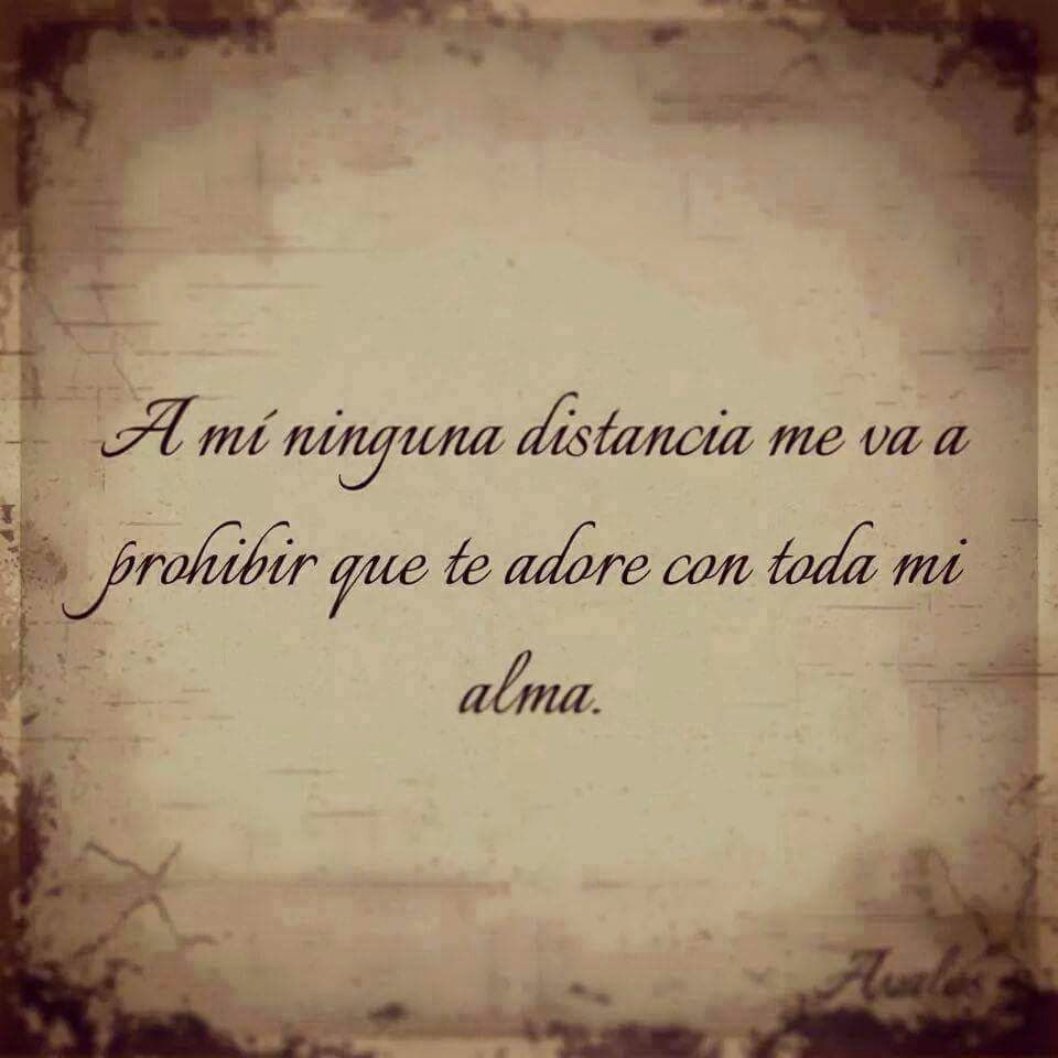Sin Fronteras Con Imagenes Frases Bonitas Frases Love Frases