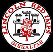 Lincoln Red Imps Logo 2019 20 Uefa Champions League Historical Logo Club Badge Football Logo