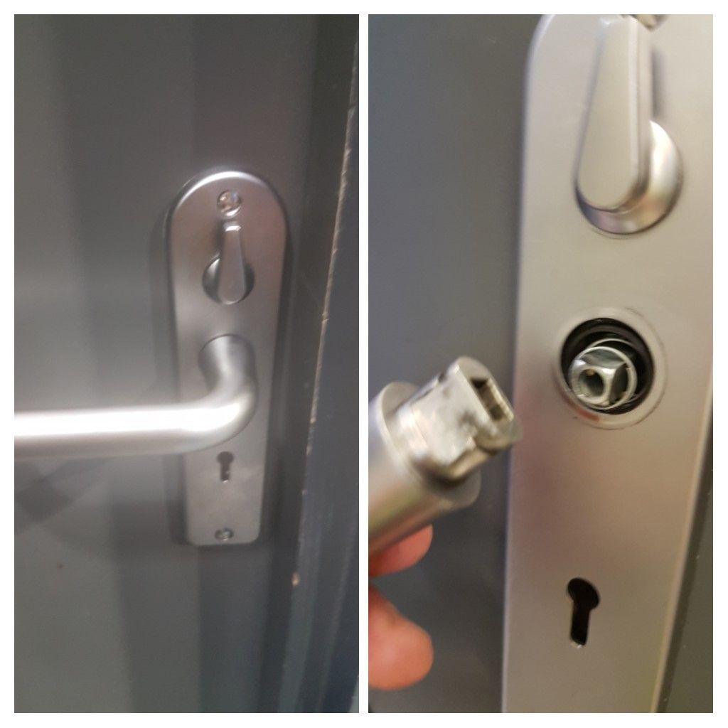 Your Firstchoice home u0026 business Locksmiths. Replaced broken handle to shop counter door. # & Your Firstchoice home u0026 business Locksmiths. Replaced broken handle ...