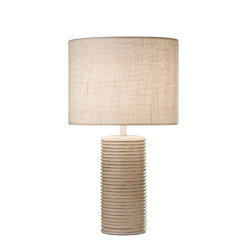 Nia coastal sand table lamp by mayfield lamps get it now or find more all lamps at temple webster
