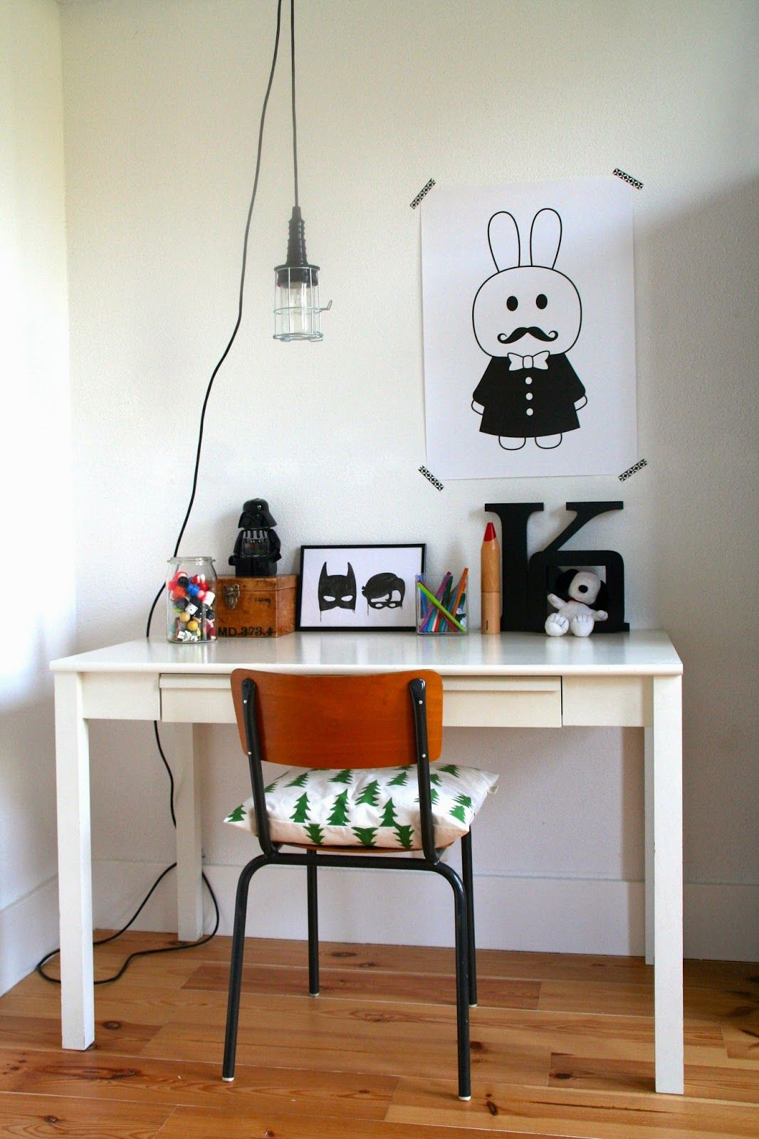coos-je interior: make-over kids room.