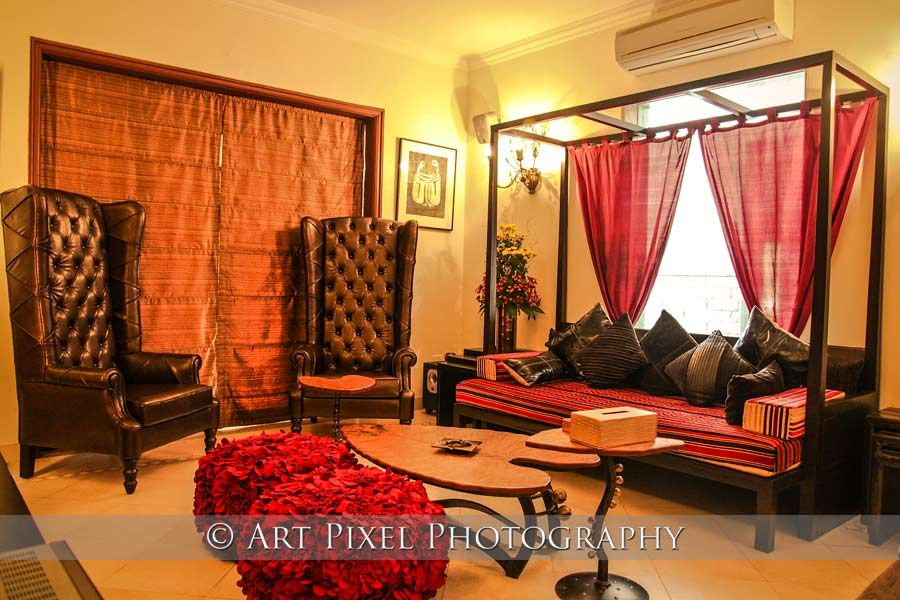 Interior Photographer In India – The Shloka Bungalow