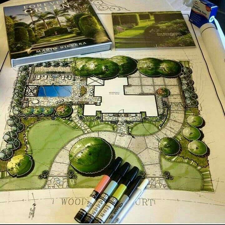 The 25 best site development plan landscapes ideas on for Site plans online