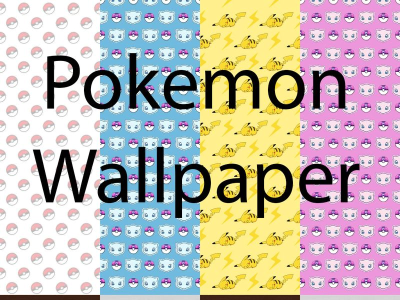 JDawgLivin's Pokemon Wallpaper 1