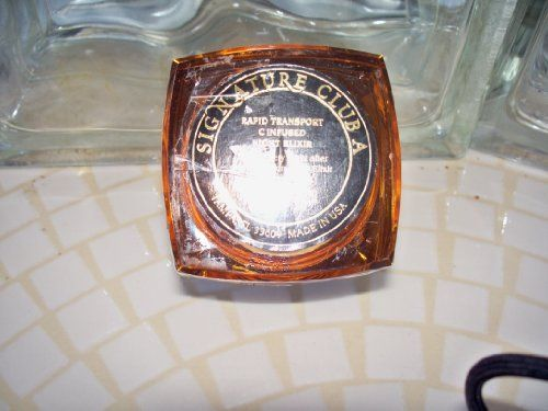 Signature Club A Rapid Transport C Infused Night Elixir 1.7 Oz . $10.99. Give your skin the royal treatment with help from Adrienne's Rapid Transport C Infused Night Elixir. Regular use helps give over-40 skin a younger, smoother look. Rapid Transport C Infused Night Elixir - this rich, super-emollient concentrated cream contains a combination of ingredients, including a skin-penetrating, pH neutral, stable form of Vitamin C that is transported through the skin faster than other ...