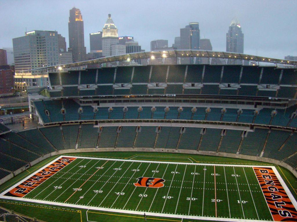 Cincinnati Bengals, Paul Brown Stadium Nfl stadiums