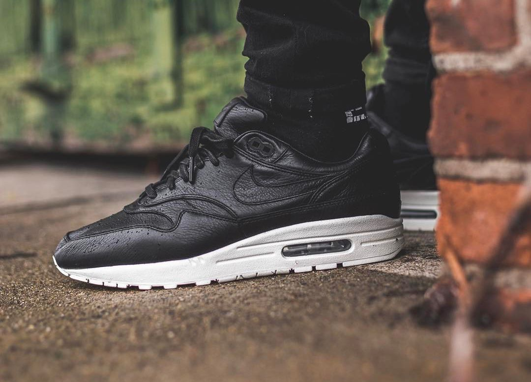low priced b6cf0 3435a Nike Air Max 1 Pinnacle Black - 2016 (by joelom) Buy here  Nike.com    Sneakersnstuff   More shops