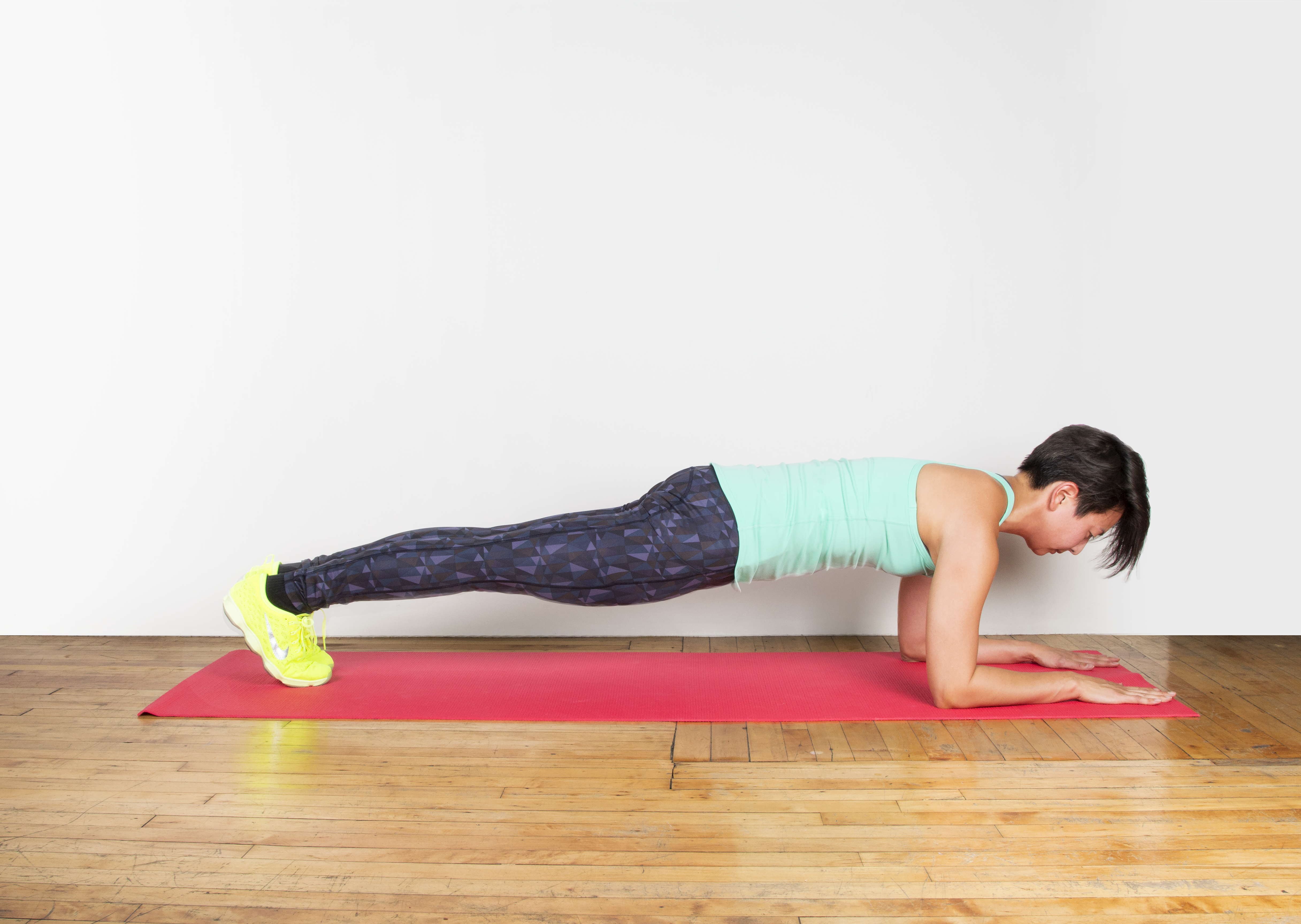 How To Do The Perfect Plank How To Do The Perfect Plank new pictures