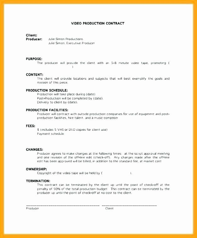 Freelance Video Editing Contract Template Fresh Freelance Editing Contract Template Busin Contract Template Business Letter Template Business Proposal Template