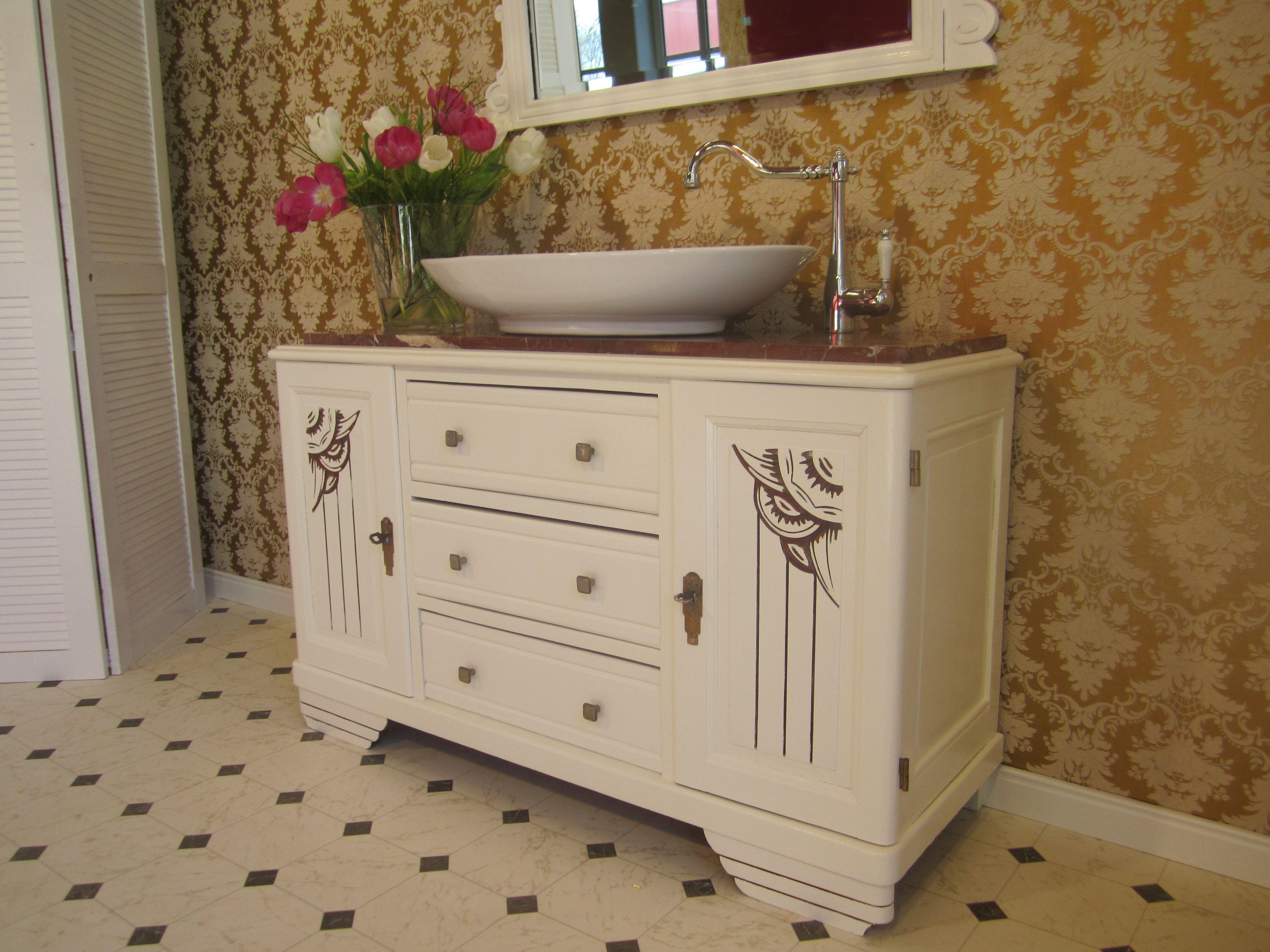 Badezimmermöbel Antik ~ Doppelwaschtische u2022 bathroom u2022 pinterest