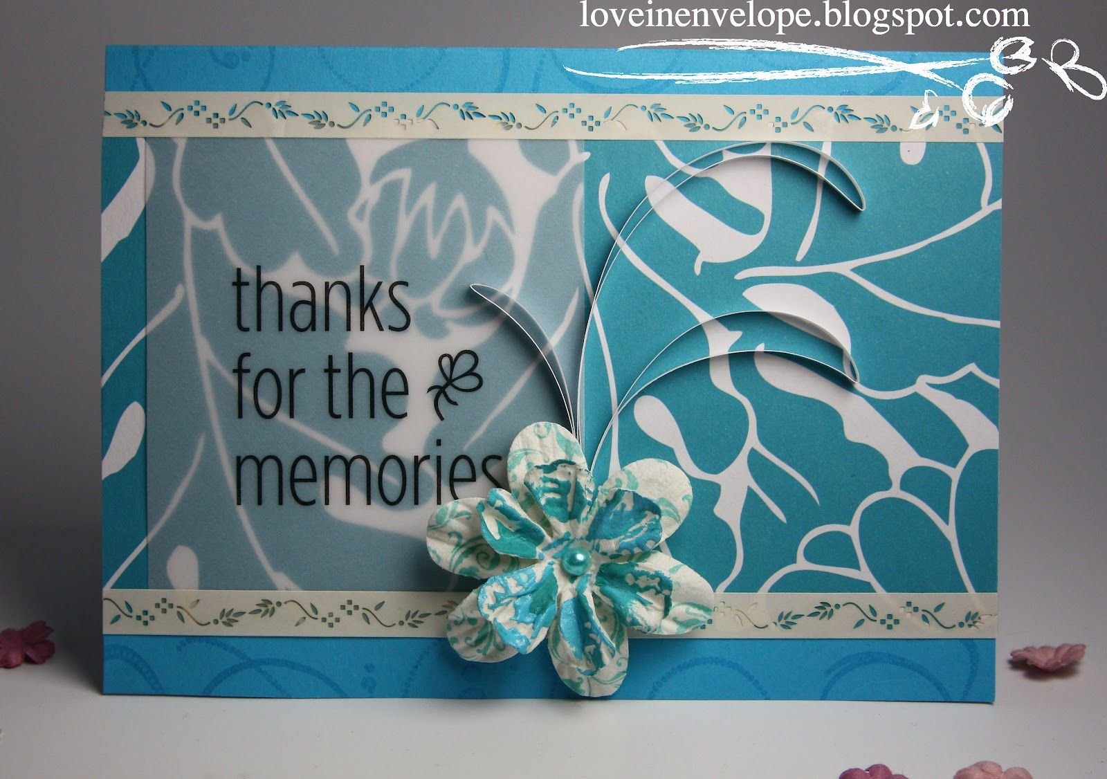 Quilled handmade farewell goodbye 1600 1126 for Farewell scrapbook template