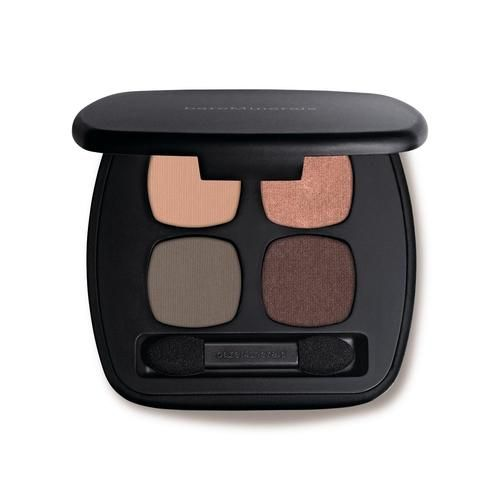 #bMSupernatural  #bareMinerals  READY™ Eyeshadow 4.0: The Happy Place—Rich, warm colors of a velvety plum, sensual tones of peach and metallic finishes. £29
