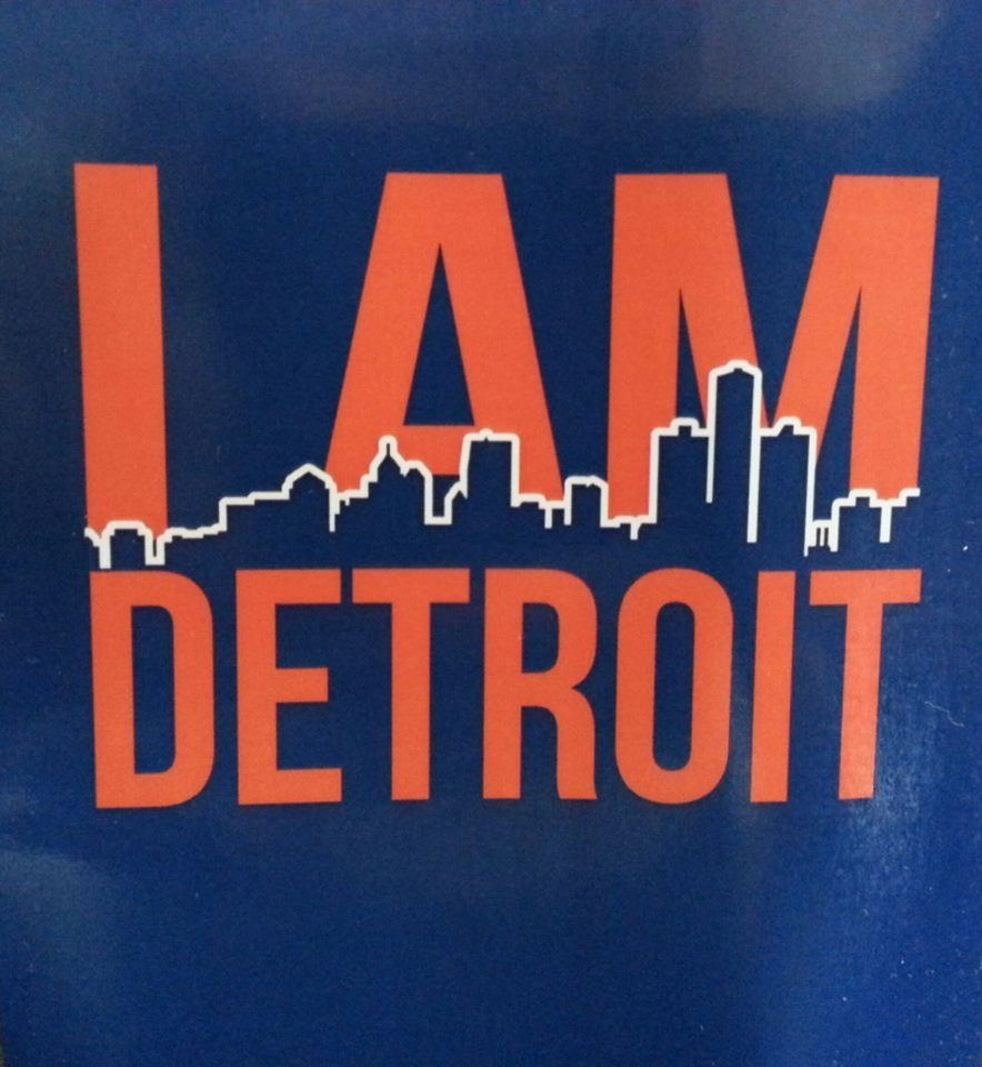 I Am Detroit Sticker Visit Iamdetroitclothin And Get 20 Off Using Promo Code Pindetroit With Images Detroit Detroit City Detroit Michigan