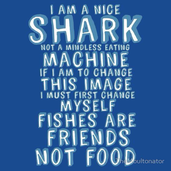 Fish Are Friends Not Food Sharks Disney Finding Nemo Disney Love