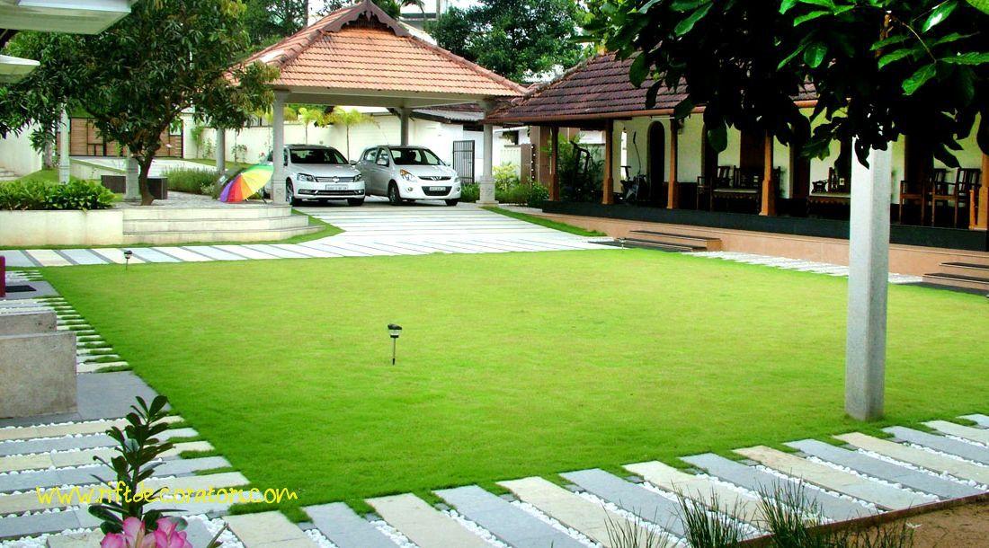 31 New Table Garden Ideas Kerala House Garden Designs In Kerala Kerala Home Garden Design In 2020 Home Garden Design Garden Design Pictures Easy Backyard Landscaping