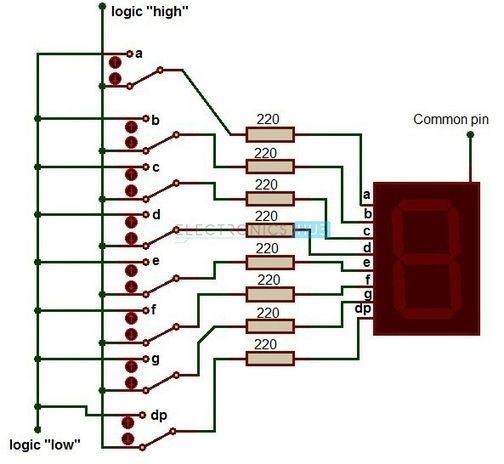 8x8 Common Cathode Led Matrix Display Technical Data Buy Ledm88rgbcc