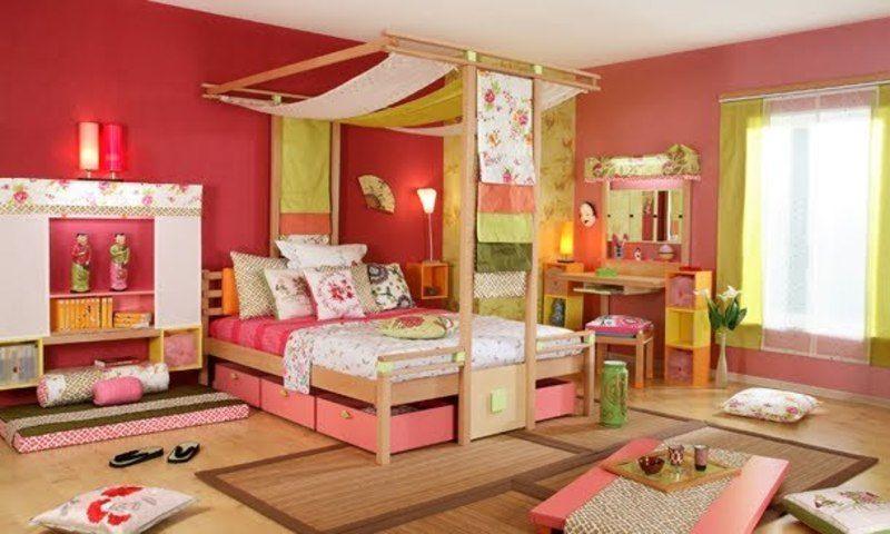 Vibel Japanese Style Child Bedroom Japanese Bedroom Japanese Inspired Bedroom Japanese Bedroom Decor