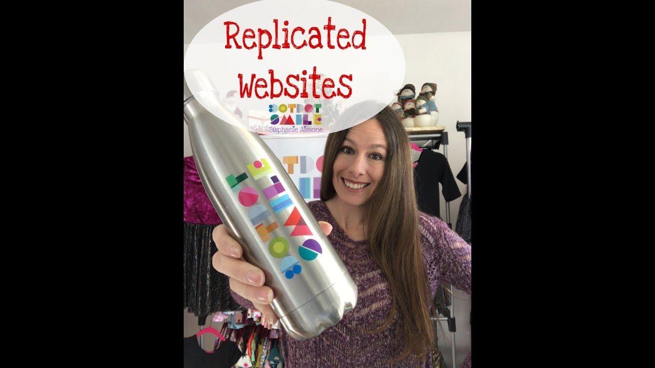a86cb4196fe52 DotDotSmile Replicated Websites - YouTube   DotDotSmile   Dot dot ...
