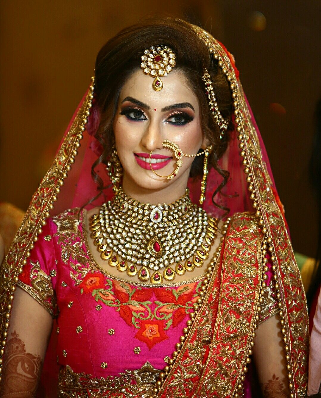 pinterest: @shikachand indian bride, beautiful lhengas