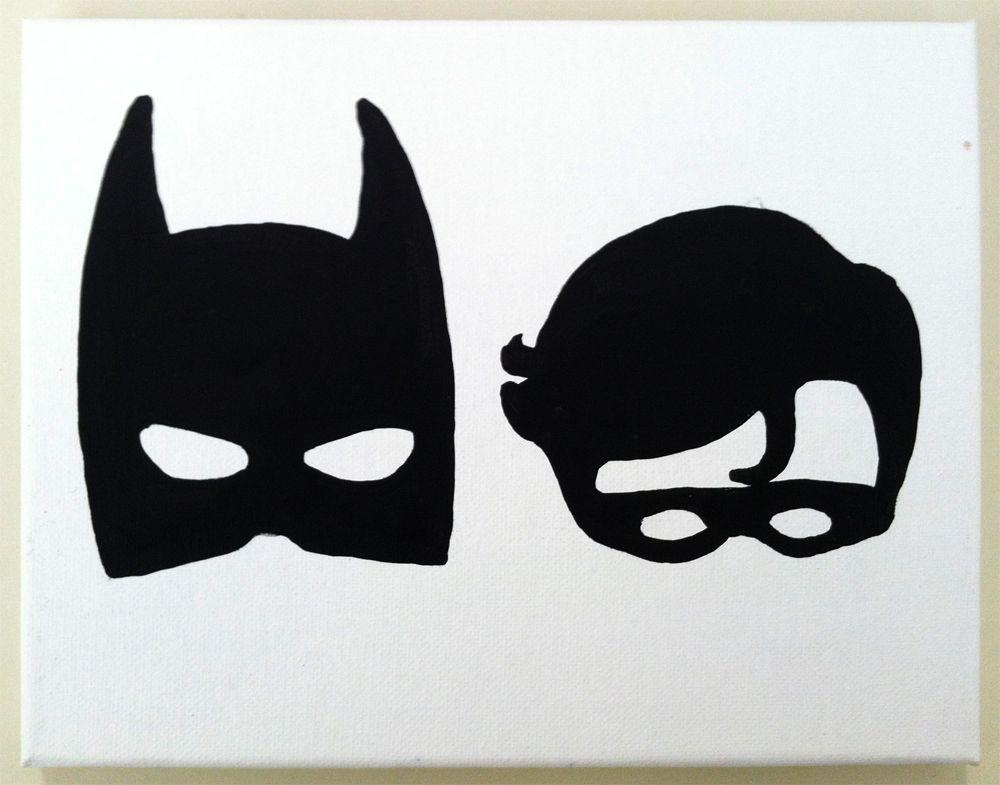 batman-and-robin-mask-stir-fry-willie.jpg (1000×785) | banderines ...