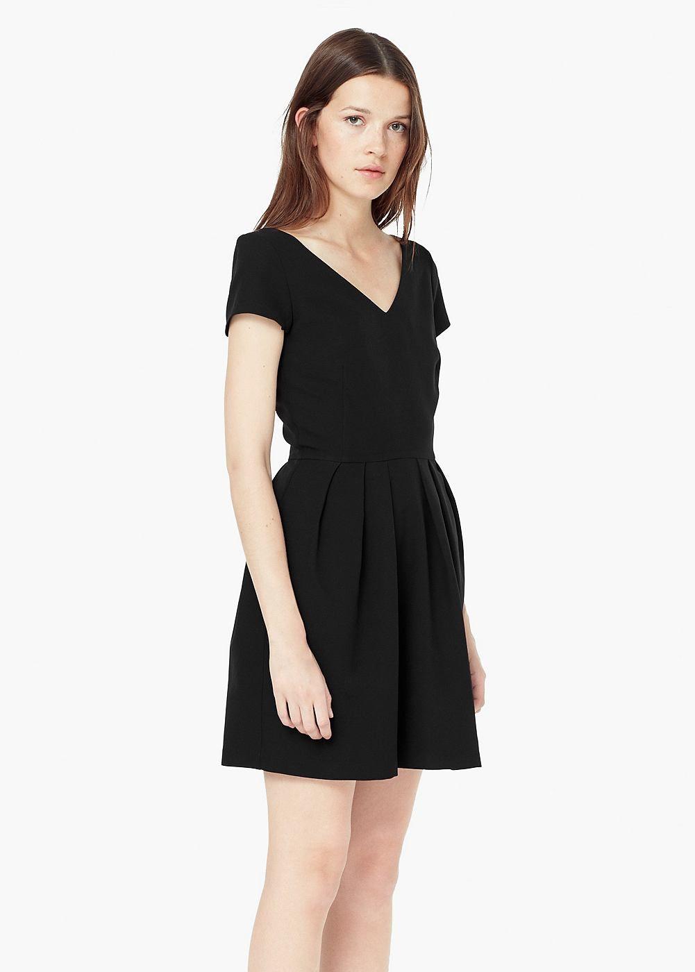 MANGO Kleid mit Plisseerock online kaufen  OTTO  Kleider rock