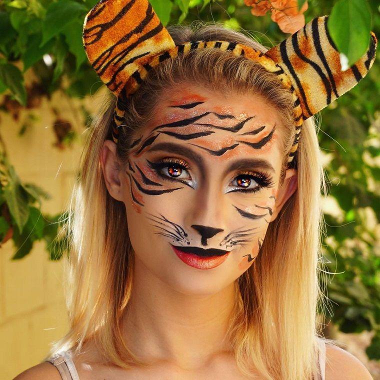 Maquillaje de Halloween 100 + ideas que no debe perderse
