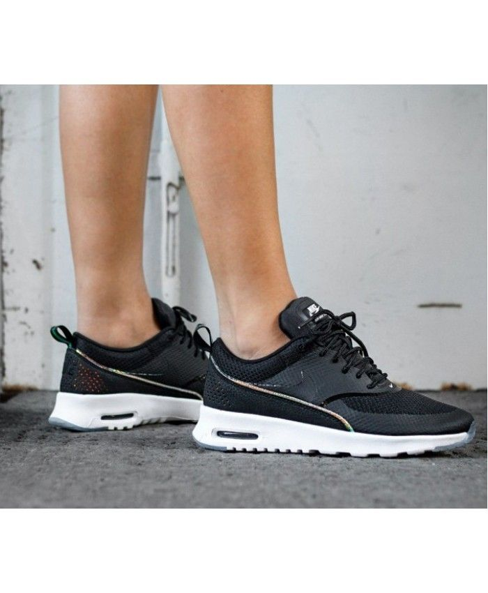 promo code 2b36c dcc89 ... discount code for nike air max thea prm black blue tint sale uk 73829  c10b7