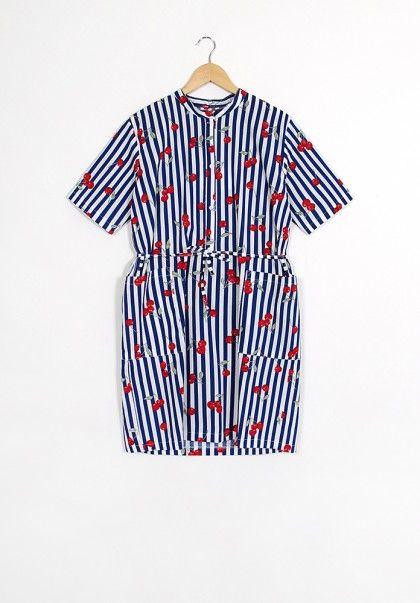 Camicia lunga con coulisse