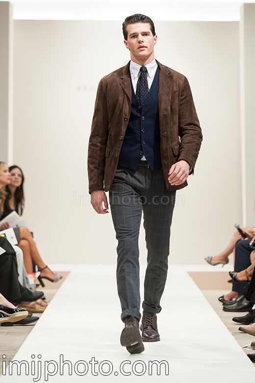 Jonathan Helwig for the St. Jude's Fashion Show at Neiman Marcus Mazza Gallerie