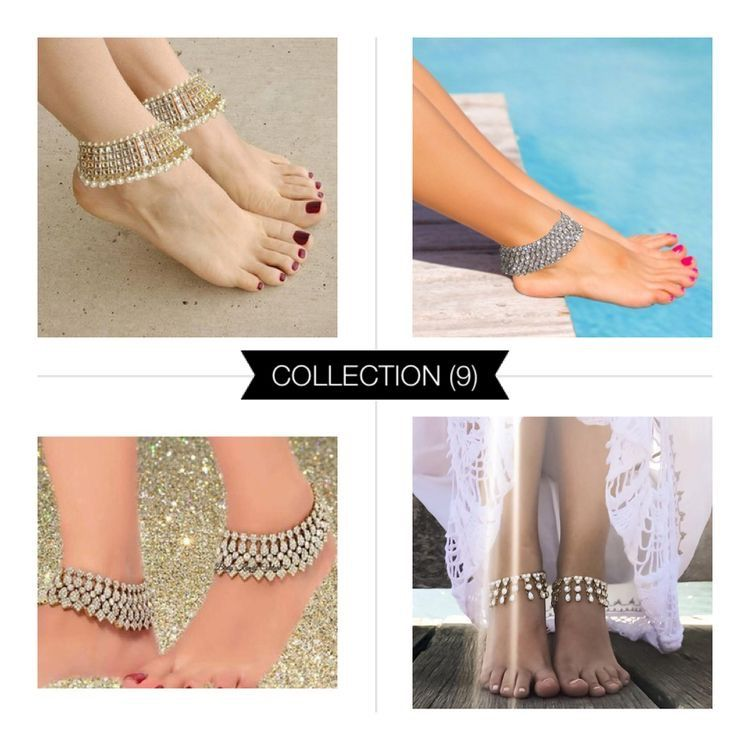 Shop Bohemian Barefoot Sandals for Weddings on the Beach Gold Foot