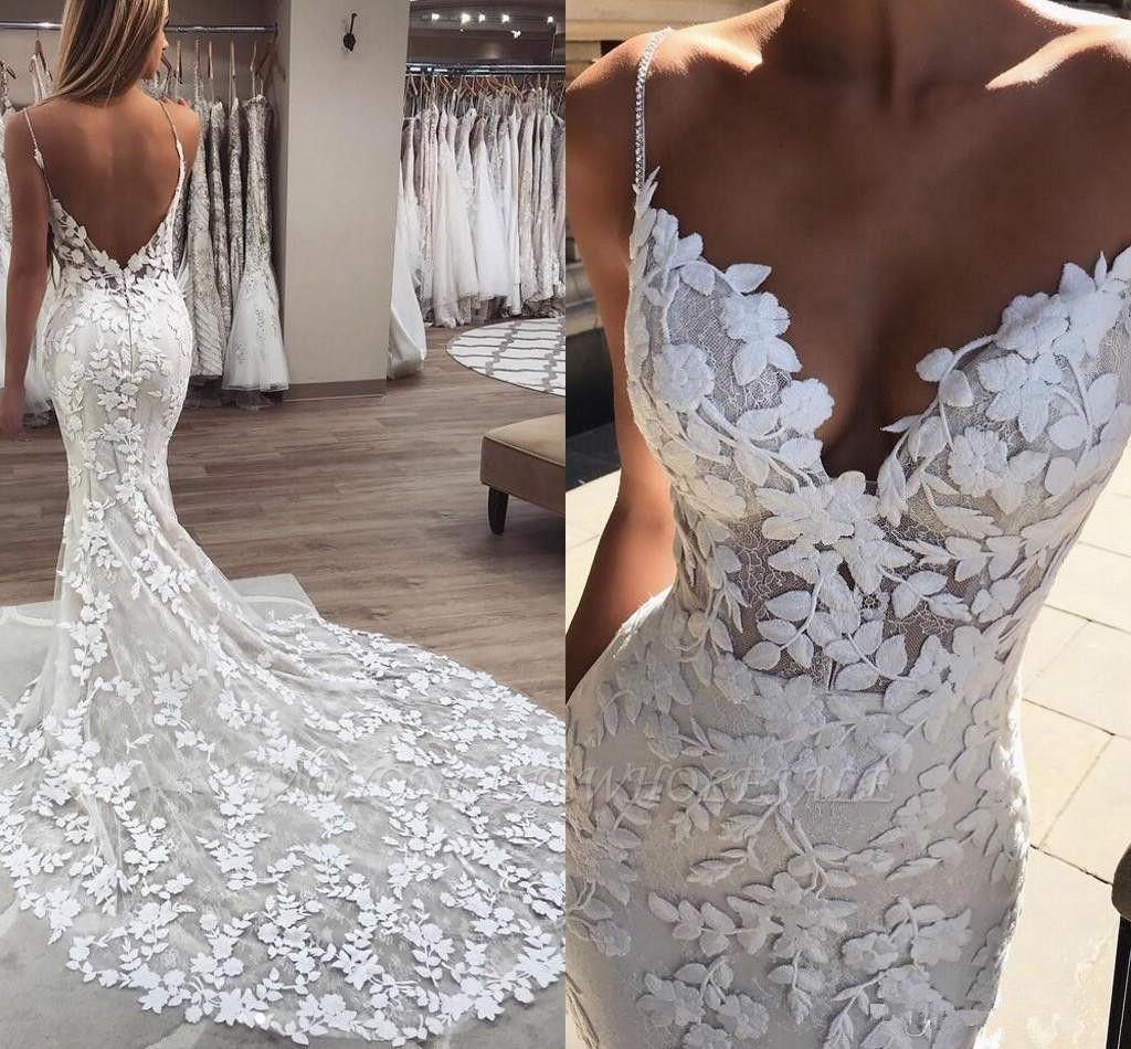 Photo of Elegante Brautkleider Mit Spitze | Ruckenfrei Hochzeitskleider Gunstig Online | …