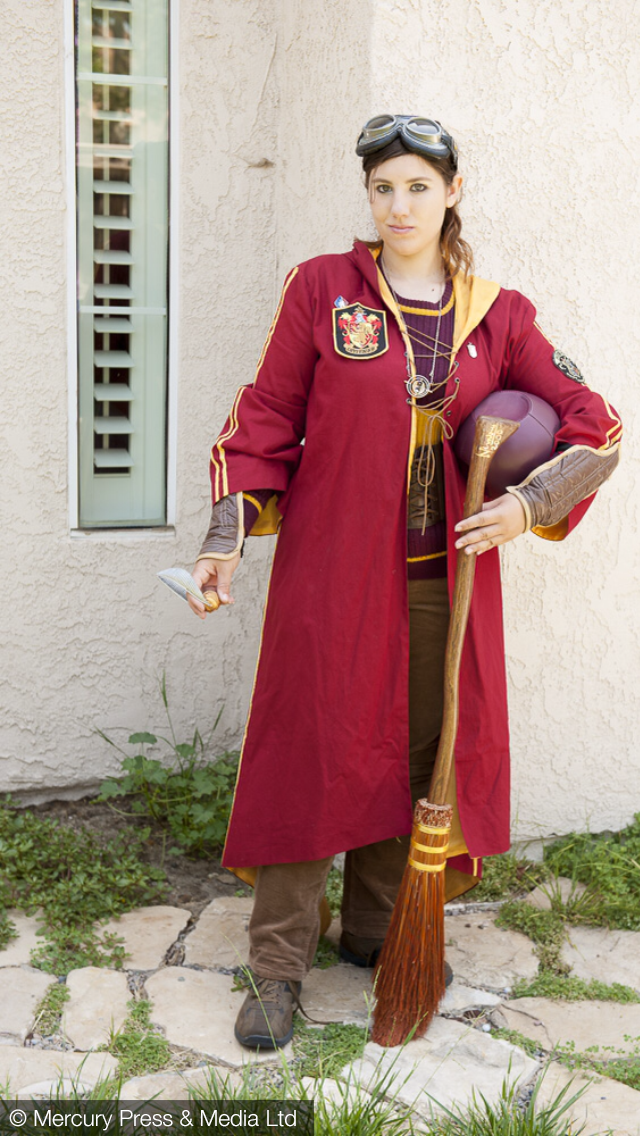 Understood adult harry potter quidditch regret
