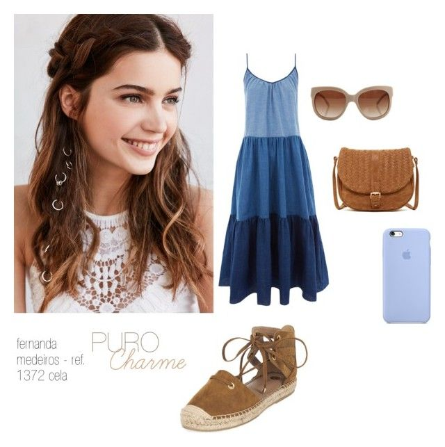 fernanda medeiros - ref. 1372 cela by polyanna-kb on Polyvore featuring M.i.h Jeans, River Island, Deux Lux, STELLA McCARTNEY and REGALROSE