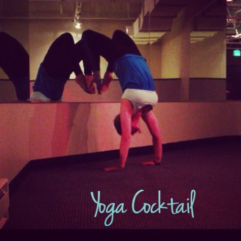 the scorpion pose or vrischikasana is an inverted backbend