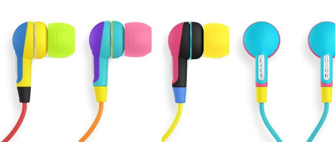 Awesome Pantone headphones