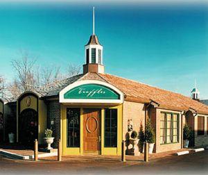 Menu For Truffles Restaurant St Louis Restaurant Menus