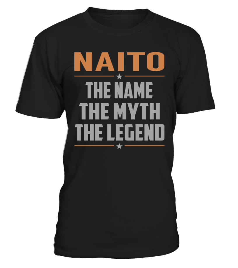 NAITO The Name, Myth, Legend #Naito