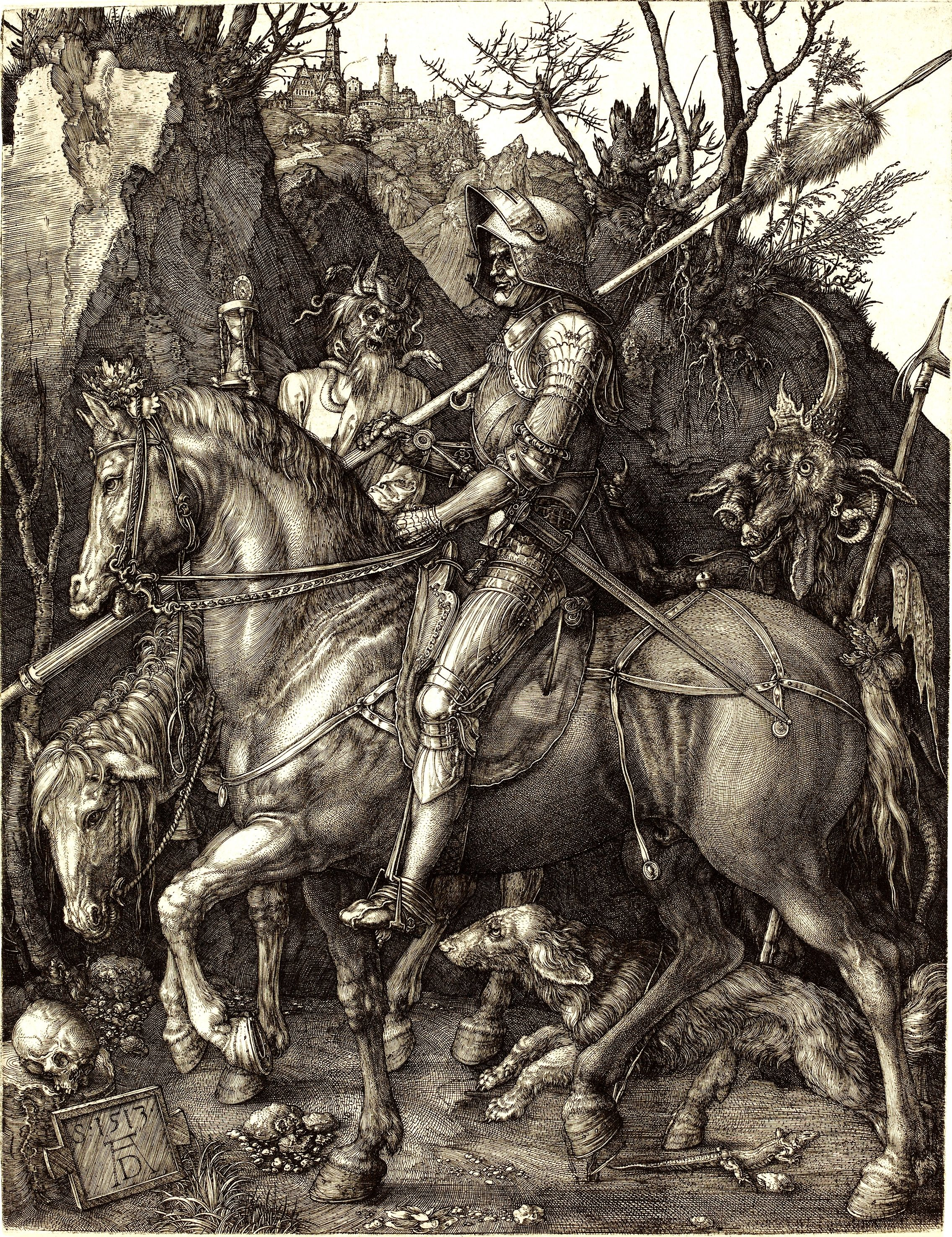 lbrecht durer knight death and the devil for sale - Google Search ...