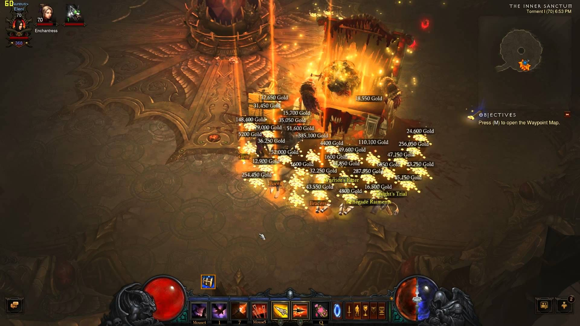 Diablo III is getting three more difficulty levels: I remember the