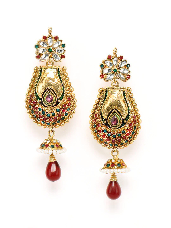 Earrings For Women Gold