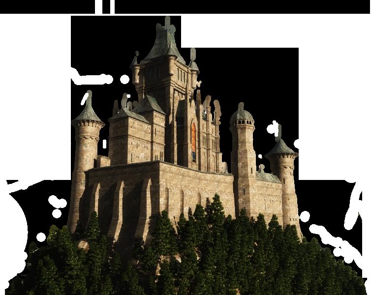 Gothic Castle Png